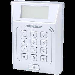 Controllo degli accessi interno con lettore di carte e tastiera tipo mifare 13.56mhz