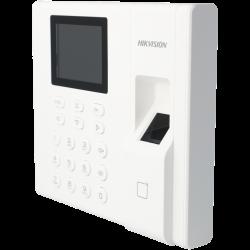 controllo di presenza interno con scheda, tastiera e impronta digitale tipo mifare 13.56mhz