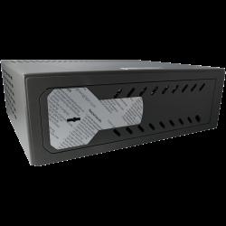 Cassetto con blocco meccanico