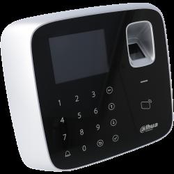 Controllo degli accessi interno con scheda, tastiera e impronta digitale tipo mifare 13.56mhz