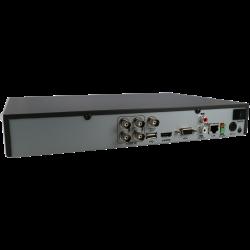 Registratore 5 en 1 (hd-cvi, hd-tvi, ahd, analógico y ip) HIKVISION PRO per 4 canali e 2 mpx di risoluzione massima
