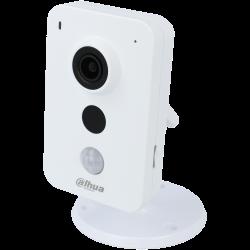 Telecamera DAHUA cubo ip da 2 megapixel e ottica fissa