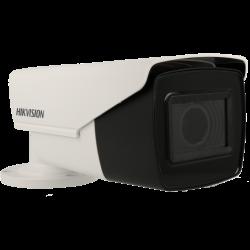 Telecamera HIKVISION PRO bullet 4 in 1 (cvi, tvi, ahd e analogico) da 8 megapíxeles e ottica zoom ottico