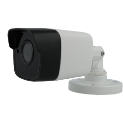 Telecamera HIKVISION PRO bullet 4 in 1 (cvi, tvi, ahd e analogico) da 5 megapixel e ottica fissa