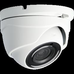 Telecamera HIKVISION PRO minidome 4 in 1 (cvi, tvi, ahd e analogico) da 5 megapixel e ottica fissa