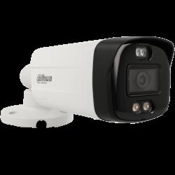 Telecamera DAHUA bullet hd-cvi da 5 megapixel e ottica fissa