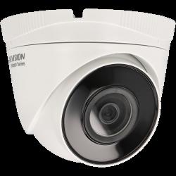 Telecamera HIKVISION minidome ip da 4 megapixel e ottica fissa