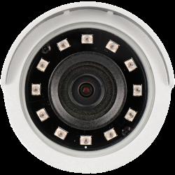 Telecamera A-CCTV bullet 4 in 1 (cvi, tvi, ahd e analogico) da 2 megapixel e ottica fissa