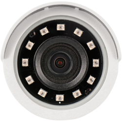 Telecamera HIKVISION PRO bullet 4 in 1 (cvi, tvi, ahd e analogico) da 2 megapixel e ottica fissa