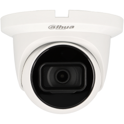 Telecamera DAHUA minidome ip da 4 megapixel e ottica fissa