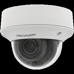 Telecamera HIKVISION PRO minidome hd-tvi da 5 megapixel e ottica zoom ottico